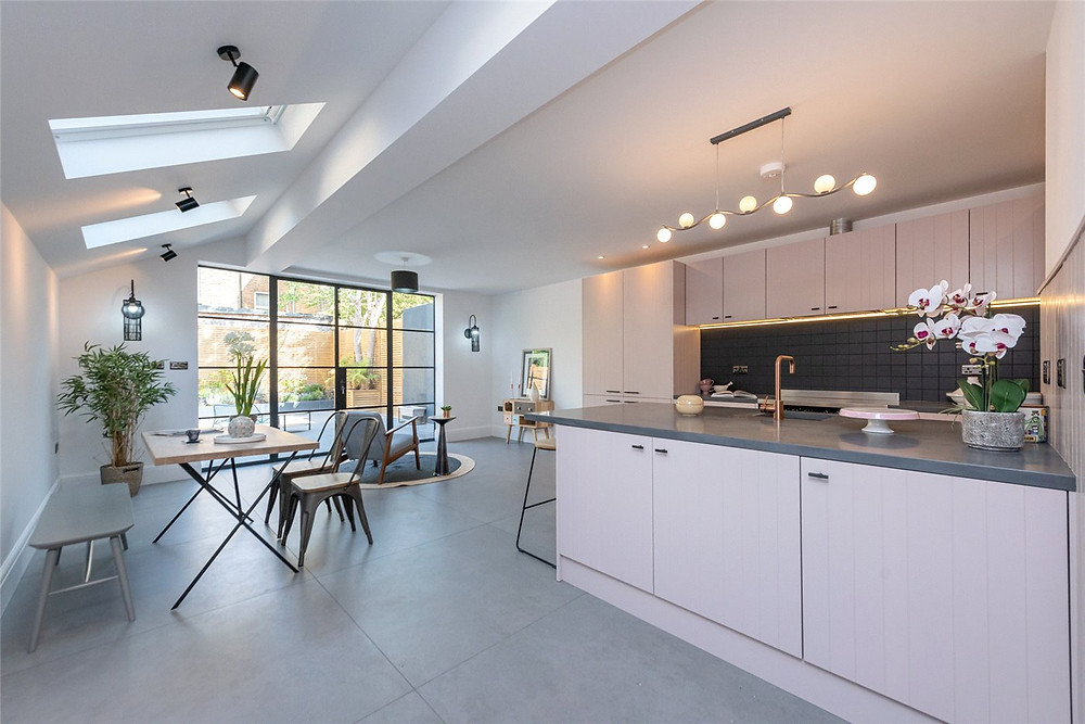 Design and build rear home extension London