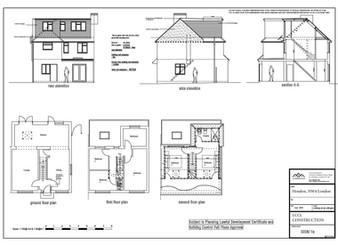 Loft Conversion Architectural Design Services Hendon NW4 London