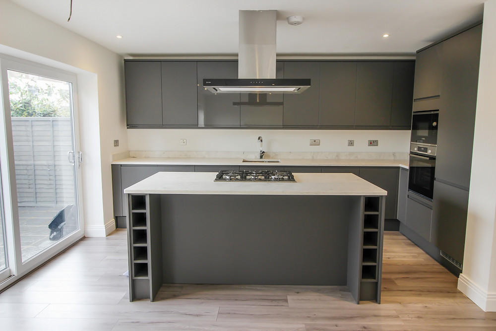 Southgate N14 Loft Conversions and House Extensions Builders Company Project Design Build