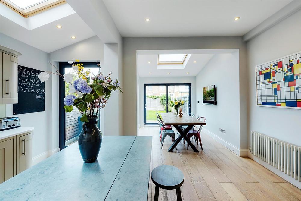 Rear Kitchen Extension Ealing, London W13