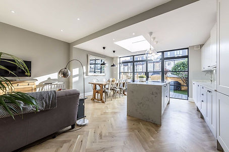 Loft Conversions and House Extensions Company Project Finchley Barnet N3 - North London
