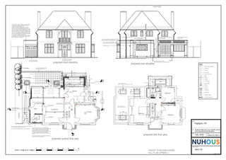 Architecture home extension Highgate