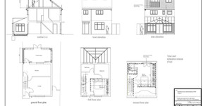 Loft Conversion Architectural Design Services Borehamwood Hertfordshire WD6 Project