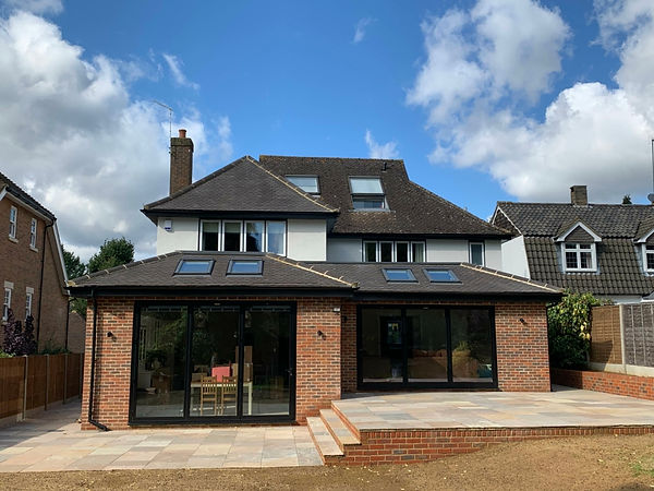 House Extensions Builders in Woolwich