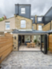 House Extensions Builders Bounds Green