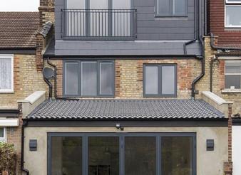 Loft Conversion and House Extension Project East Barnet, London EN4