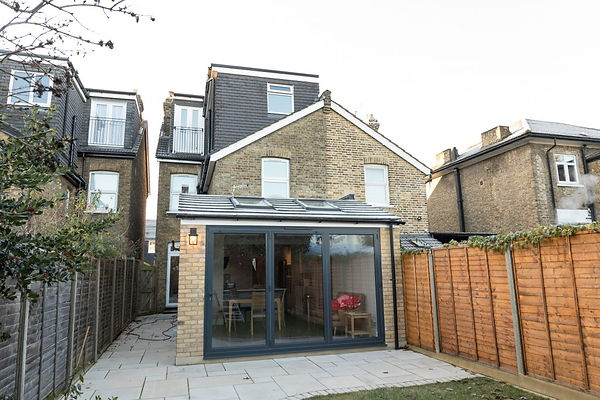 House Extensions Builders in Cricklewood