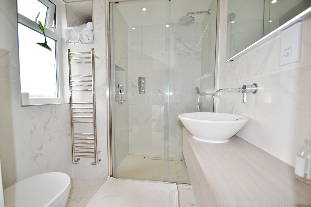 Loft Conversion Project Construction Company Project East Barnet - Hertfordshire - Bathroom
