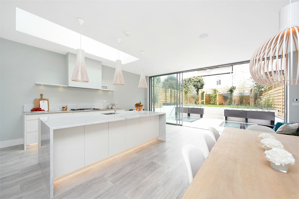Design Build Rear Home Extension Fulham SW6 London