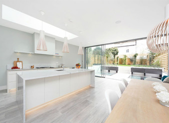 Design and Build Rear Home Extension Fulham SW6 London