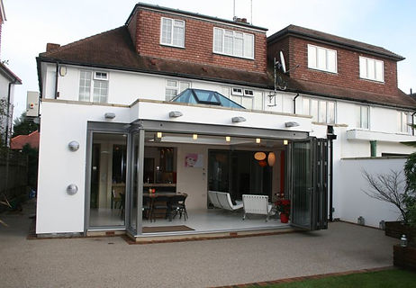 Design and Build Construction Company in Finchley