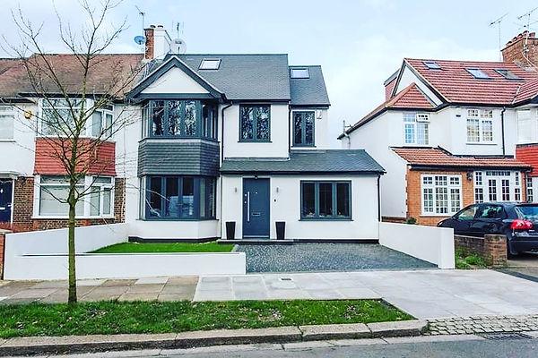 House Extensions Builders in Barnet