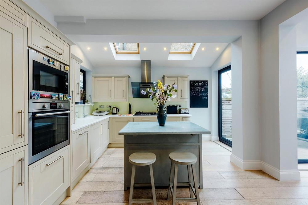 Side Return Kitchen Extension Ealing, London W13