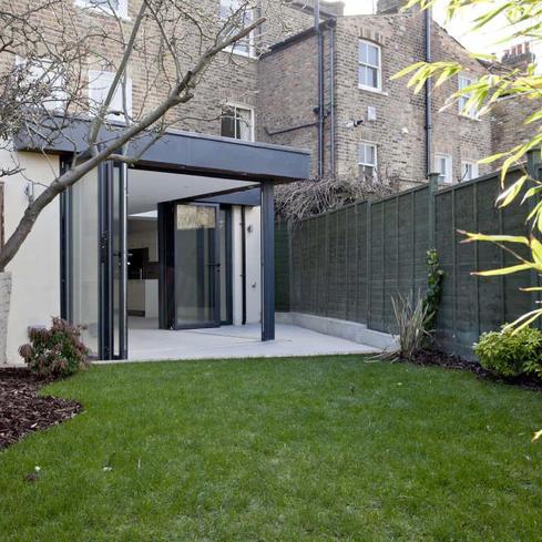 Lambolle Road Belsize Park London NW3 4HS
