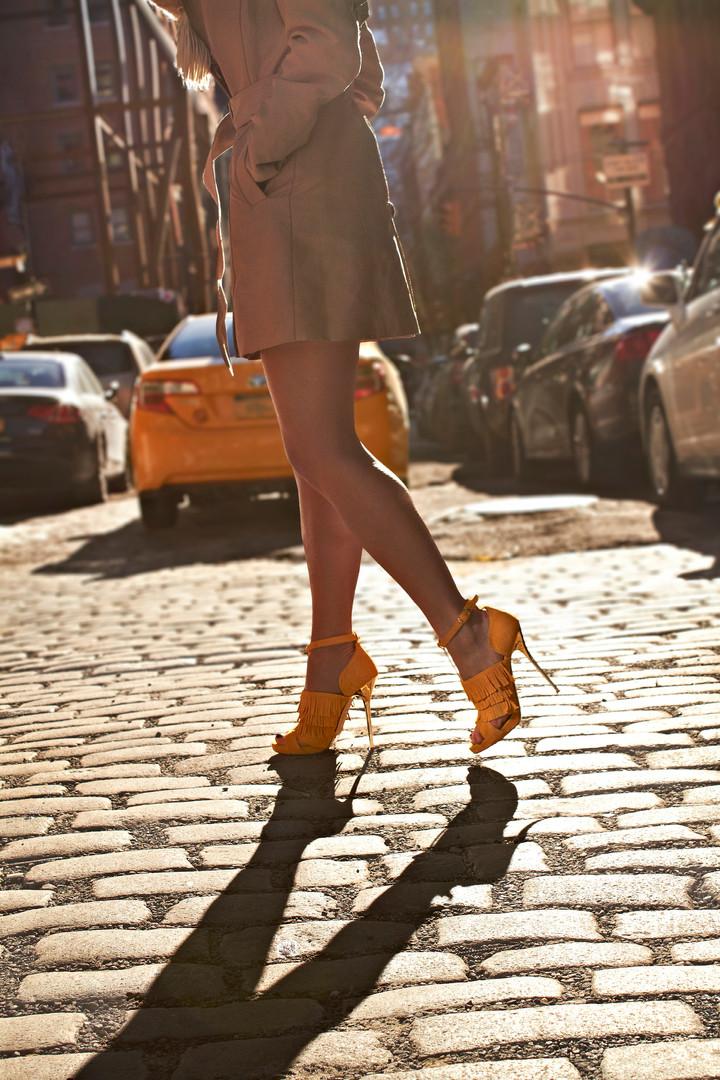 Lookbook for Tiannia Barnes Footwear