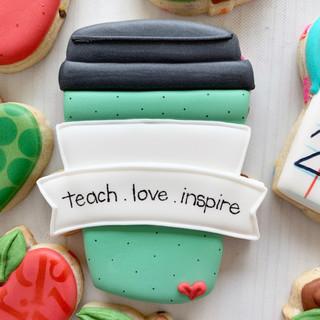 Teacher Latte | Simply Renee Sweets