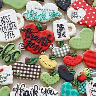 Teacher Appreaciation Full Set 2019   Simply Renee Sweets