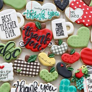Teacher Appreaciation Full Set 2019 | Simply Renee Sweets