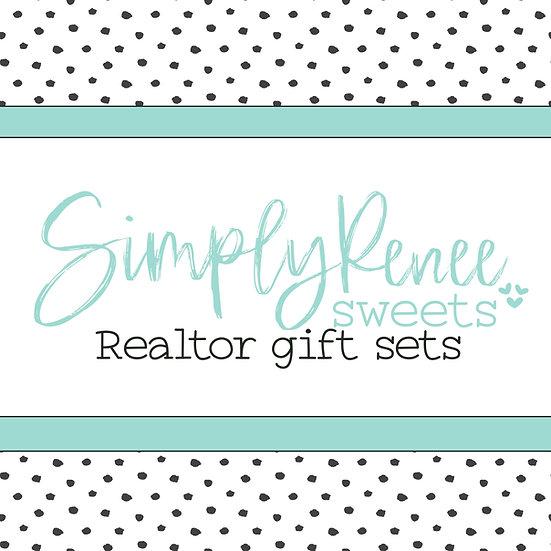 CUSTOM COOKIE ORDER - Realtor Gift Box