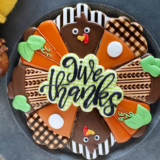 Thanksgiving Platter 2019