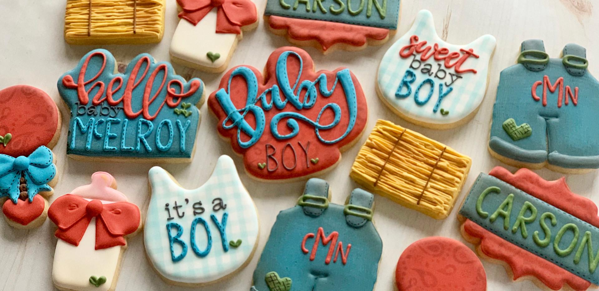 Farm Baby Cookies _ Simply Renee Sweets.