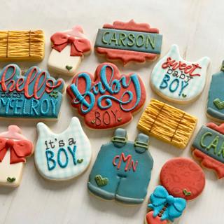 Farm Baby Cookies | Simply Renee Sweets