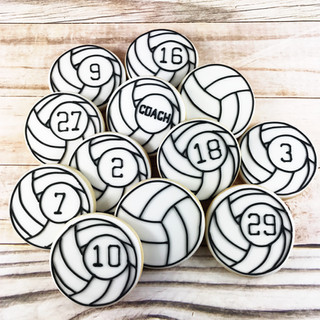Soccer Team Cookies | Simply Renee Sweets