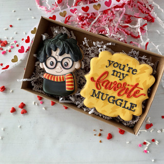 My Favorite Muggle Decorated Cookies