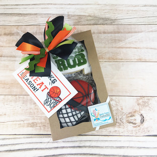 Basketball Coach Gift Set | Simply Renee Sweets