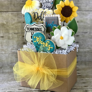 Thank You  Cookie Bouquet | Simply Renee Sweets