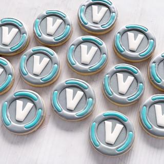 Victory Royale Birthday Cookies | Simply Renee Sweets