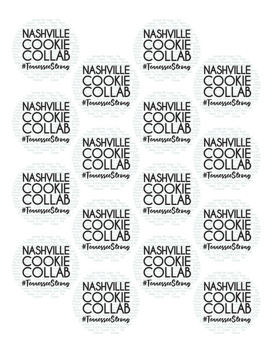 Nashville Cookie Collab FREE TAG PRINTABLES