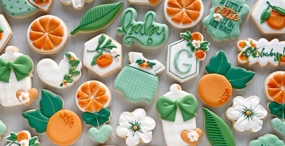 A Little Cutie Baby Cookies.JPG