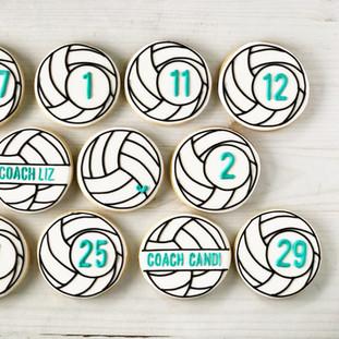 Soccer Sports Cookies | Simply Renee Sweets