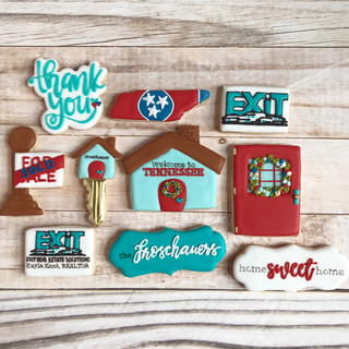Exit Real Estate Group Welcome to Tennessee Cookies