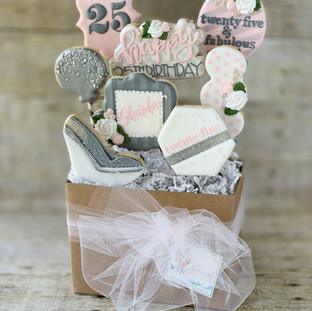 25th Birthday Bouquet | Simply Renee Sweets