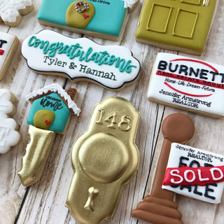 Winter Burnett Real Estate Group Welcome Home Cookies 4