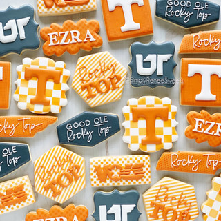 University of Tennessee Grad Cookies.jpg