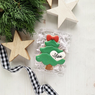 Christmas Tree Personalized 2020