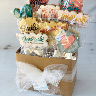 Good Luck Cookie Bouquet | Simply Renee Sweets