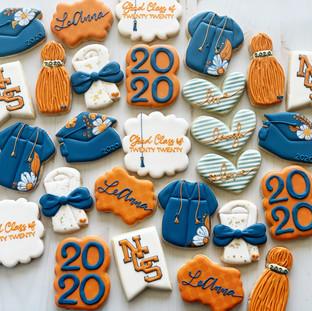 NCS Graduation Cookies