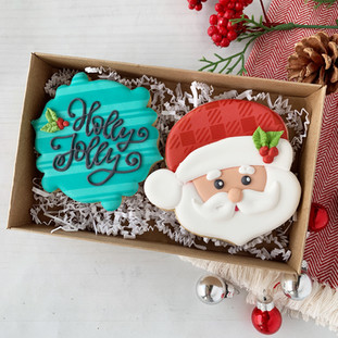 Christmas 2018 Decorated Cookies