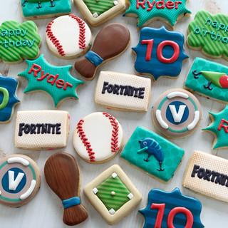 Favorite Things Birthday Cookies | Simply Renee Sweets