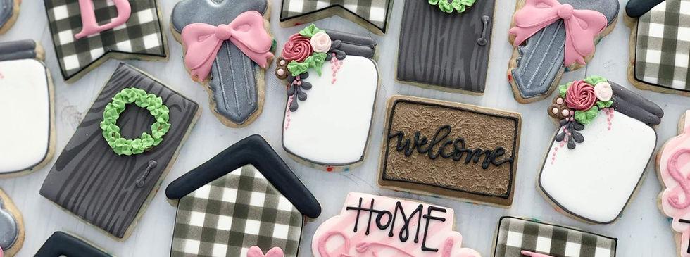 Housewarming Cookies | CLASSIC SIZE
