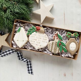 Christmas Ornaments Quad 2020