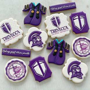 Trevecca University Cookies   Simply Renee Sweets