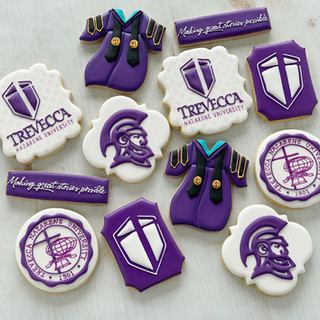 Trevecca University Cookies | Simply Renee Sweets