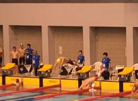 第1回アジアマスターズ水泳大会