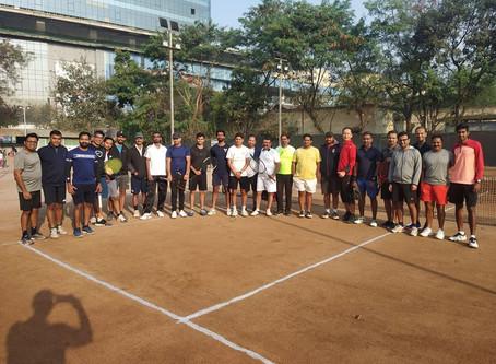 インドプネでテニストーナメント開催 ソーシャルメディア効果
