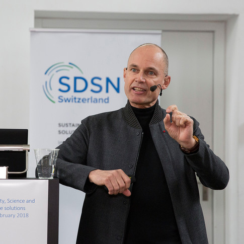 Bertrand Piccard, Solar Impulse and World Alliance for Efficient Solutions